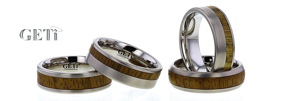 Five Reasons To Wear Unique Wooden Rings