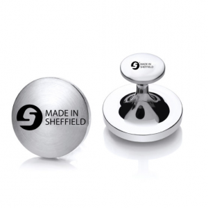Sheffield Steel Cufflinks – Made in Sheffield