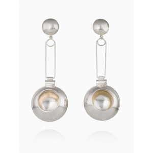 ORBICAL ILLUSION EARRINGS
