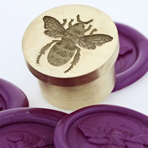 3D Wax Seal Stamp