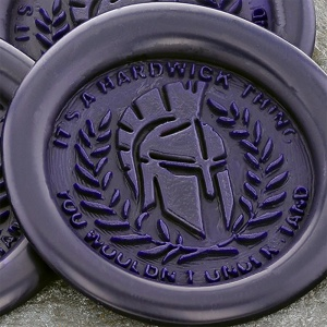 Spartan  Peel and Stick Wax Seals
