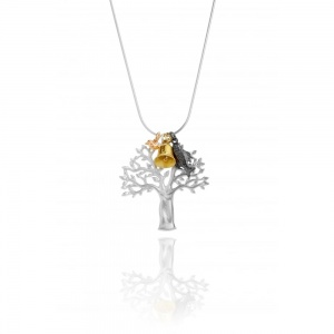 The Glasgow Tree Necklace