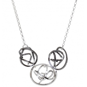 Tangle Trio Necklace