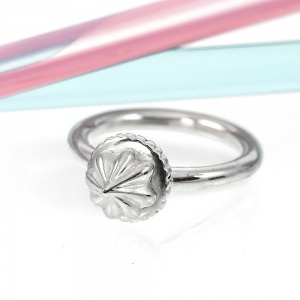 Iced Gem Ring
