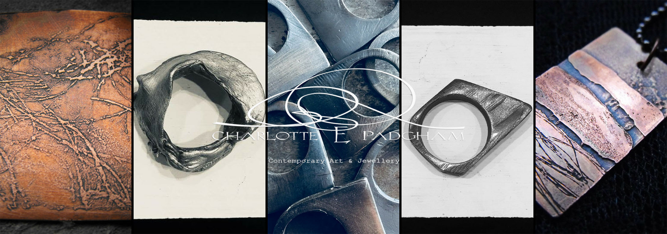 Charlotte E Padgham Contemporary Art & Jewellery banner image