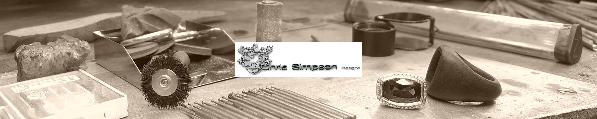 Chris Simpson Designs banner image